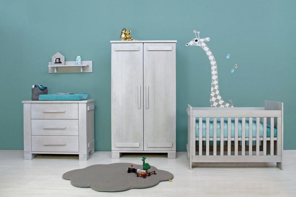 ga jij de babykamer inrichten? lees onze 10 tips! - pretecho, Deco ideeën